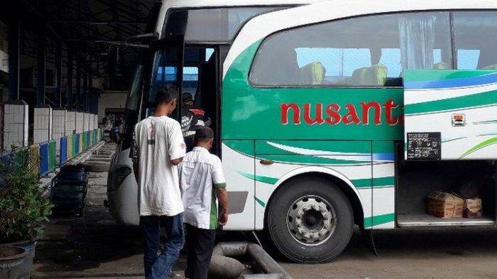 Belum Ada Lonjakan Penumpang Bus Sejak SIKM Dihapus