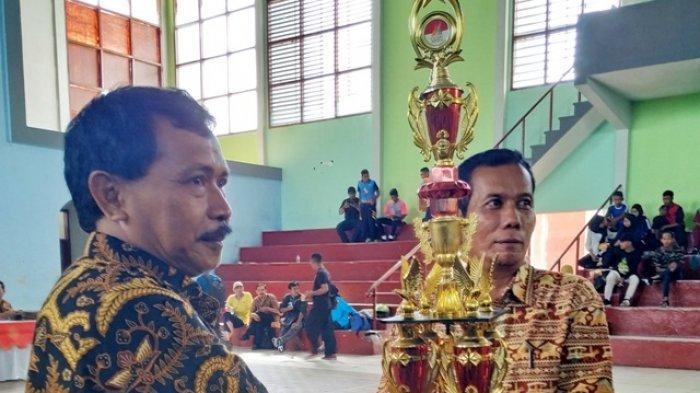 SMP Negeri 2 Tanjungpandan Juara Umum O2SN Kabupaten Belitung