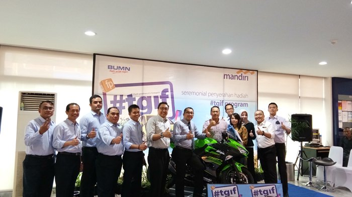 Bank Mandiri Gencarkan Program Fiestapoin
