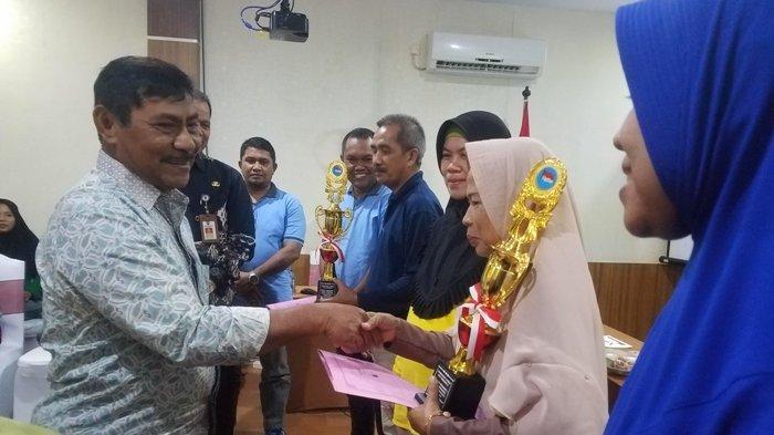 Ini TPS Terbaik dalam Pesta Demokrasi Pemilu Tahun 2019 di Kabupaten Belitung