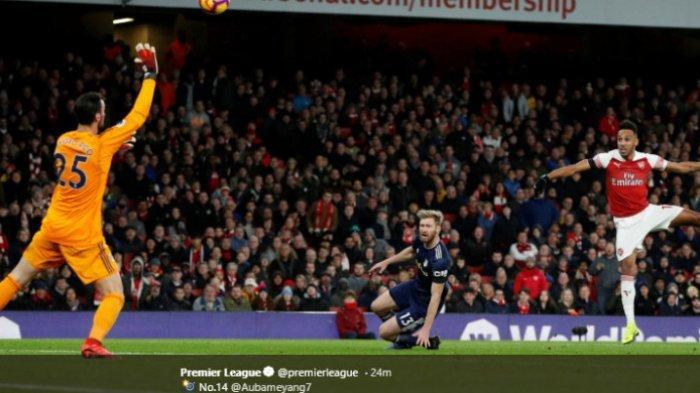 Hasil Liga Inggris Hari Ini - Arsenal Bangkit Setelah Dihancurkan Liverpool