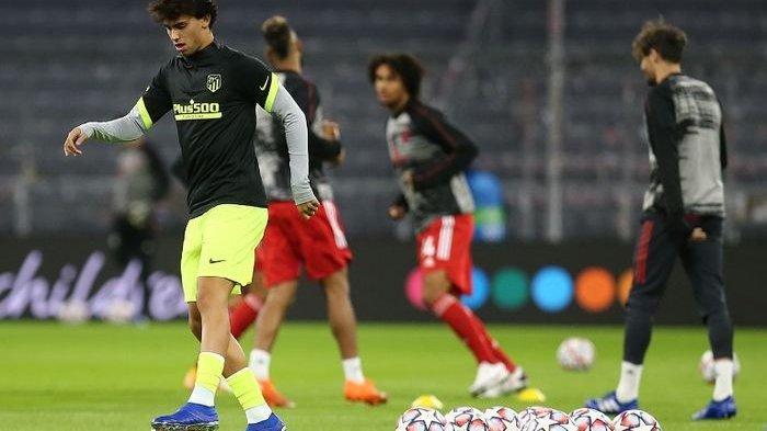 Atletico Madrid Kalah Telah LawanBayern Muenchen, Titisan Ronaldo Gagal Ciptakan Gol Cantik