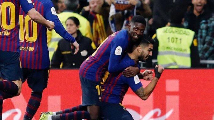 Inter Milan Pantau Penyerang Sayap Barcelona