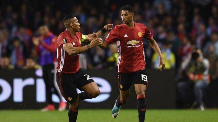 Burnley Vs Man United, Peluang Marcus Rashford Cetak Rekor Pribadi dan Bawa Setan Merah ke Puncak