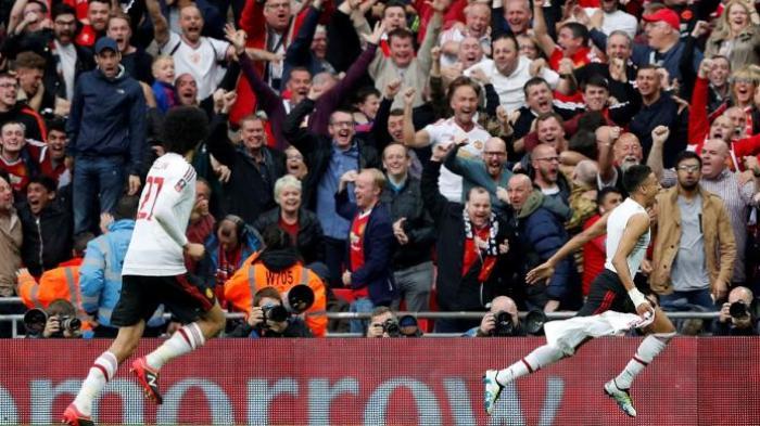 Manchester United Rengkuh Trofi Piala FA, Gelar Pertama Sejak Ferguson Pensiun