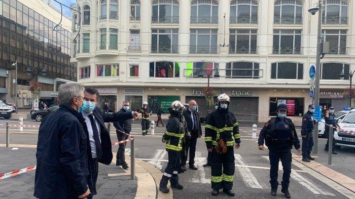Perancis Diteror Insiden Penusukan, Dua Orang Dilaporkan Tewas, Ditengarai Terkait Kartun Nabi