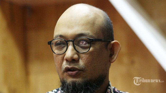 Novel Baswedan Jalani Pemeriksaan di Komnas HAM Terkait Proses Alih Status Pegawai KPK