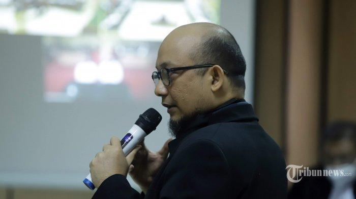 Novel Baswedan Santer Diisukan akan Diberhentikan dari KPK, Ini Tanggapan Firli Bahuri