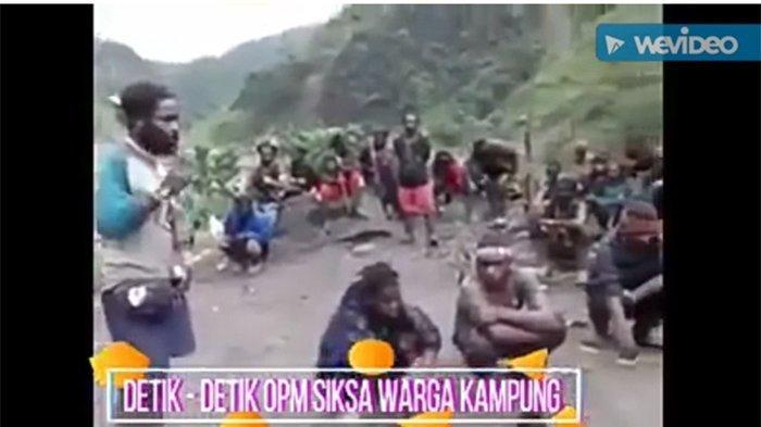 Berpura-pura Beli Sesuatu, Kelompok Kriminal Bersenjata di Papua Perkosa Wanita Penjaga Kios