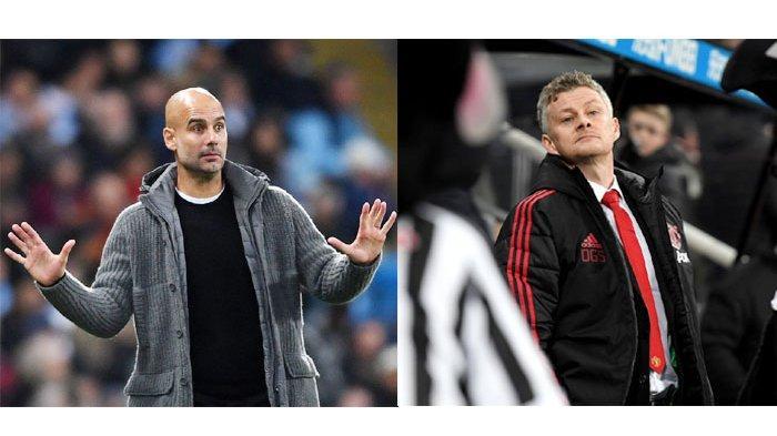Guardiola Sanjung Pelatih Baru Manchester United, Ia Ngaku Kalah dalam Hal Ini