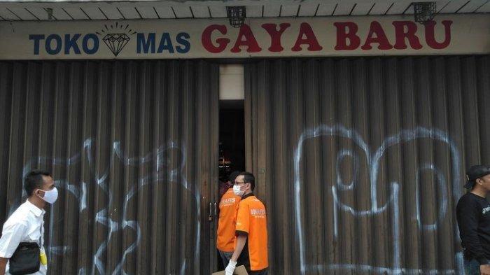 Kaget Ada Kepala Naga Kuning di Kresek Hitam, Kisah Linmas Tangkap 1 Perampok Toko Emas di Bandung