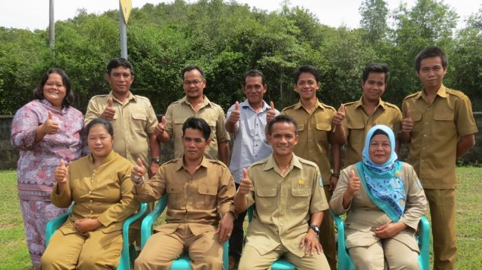 PKK Desa Air Batu Buding Wakili Belitung ke Tingkat Provinsi