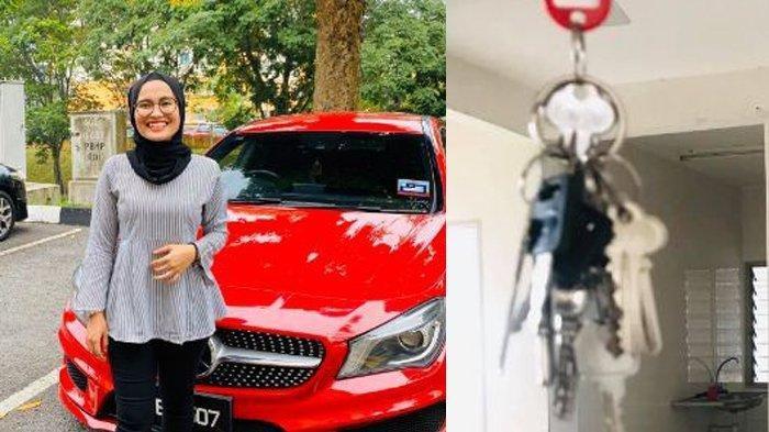 Gadis Ini Posting Cerita Beli Rumah di Usia 23 Tahun dan BMW di Usia 25 Tahun