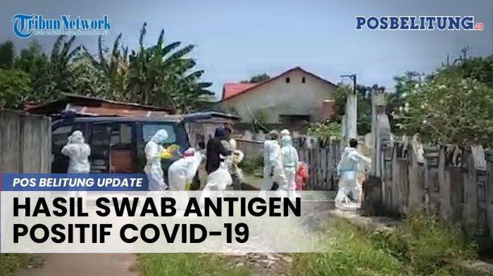 Satu Politisi dan Bayi 1 Tahun di Belitung Timur Positif Covid-19