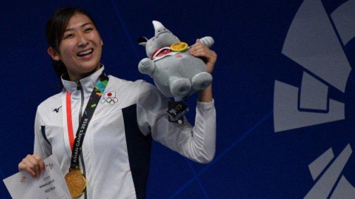 Perenang Jepang Peraih 6 Medali Emas Asian Games 2018 Kena Penyakit Leukemia