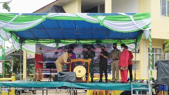 Bupati Belitung Buka Festival Pangkallalang, Dimeriahkan dengan Makan Bedulang Hingga Masak Gangan - peresmian-festival-pangkallalang.jpg