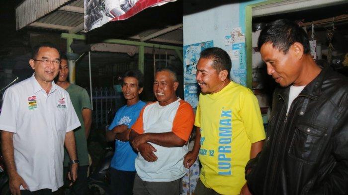 Rudianto Tjen Perjuangkan Kesejahteraan Buruh Bangka Belitung