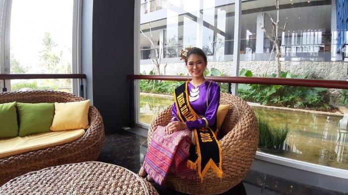 Sosok Delvian Pramata, Siswi SMAN 1 Tanjungpandan yang Punya Segudang Prestasi.