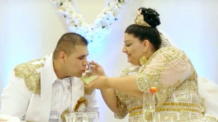 Mewahnya Pernikahan Pasangan Ini, Gaunnya Saja Seharga Rp 2,9 Miliar