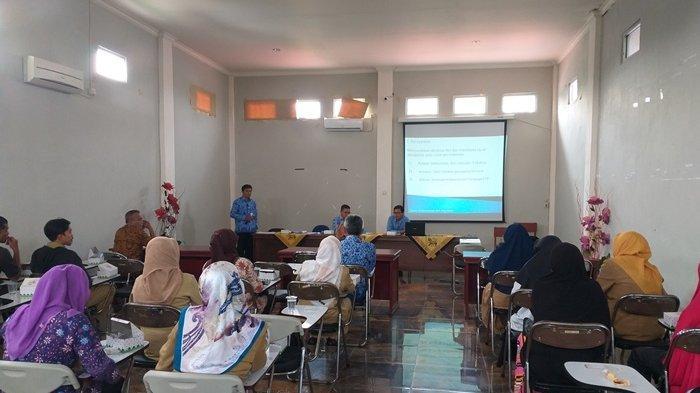 Dinas Perpustakaan dan Kearsipan Daerah Belitung Gelar Forum Komunikasi