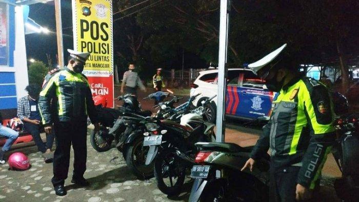 Satlantas Belitung Timur Larang Knalpot Brong, Penjual Diminta Ingatkan Pembeli