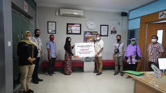 Dukung UMKM Bangkit, Pertamina Salurkan Dana Rp1,2 Miliar Lewat Program Pinky Movement
