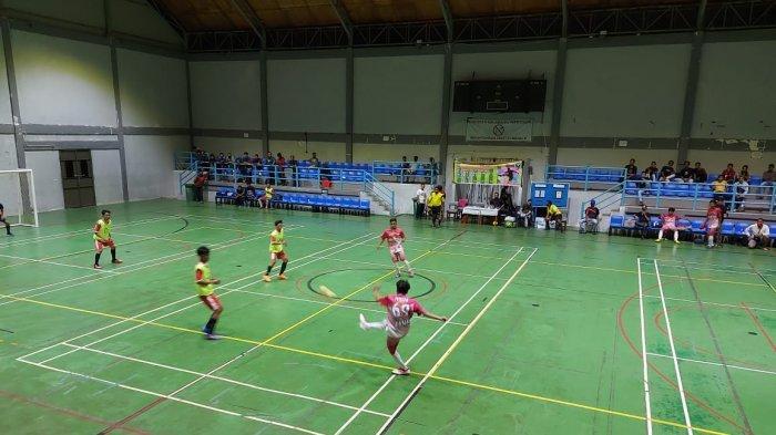 Mutiara FC Ungguli Kun FC, Maju ke Babak Selanjutnya