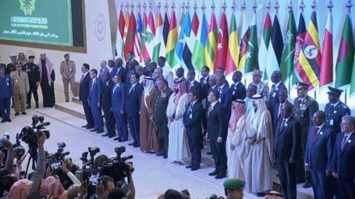 Pertemuan Aliansi Militer Islam, Putra Mahkota Arab Saudi Ingin Hapus Terorisme dari Bumi