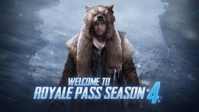 Setelah Resmi Update, Ini Nuansa Baru PUBG Mobile Season 4, Senjata Baru yang Gagah Hingga Skuter