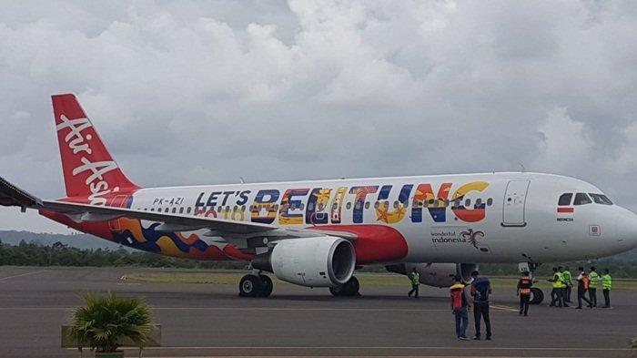 Air Asia Batasi Sementara Penerbangan ke Sejumlah Negara Akibat Wabah Covid-19, Tawarkan Kompensasi