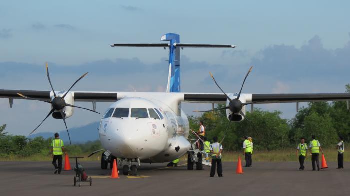 Pengembangan Bandara Belitung Tersandung Reshuffle?