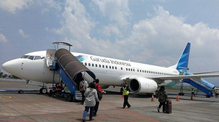 Mulai Kemarin Garuda Buka Penerbangan Manado Langsung ke Jepang Khusus Kargo