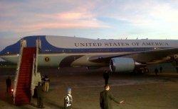 Penampakan Air Force One, Pesawat yang Digunakan Presiden Amerika Serikat