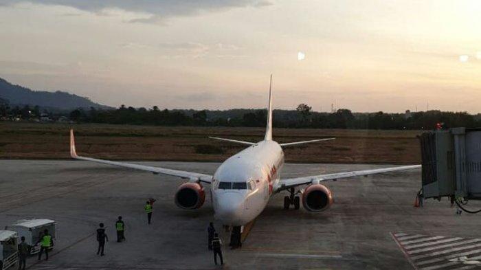 Lion Air Tetap Terbang Menuju Bangka Saat Penerbangan Dibatasi, Penumpang Sempat Dihadang Masyarakat