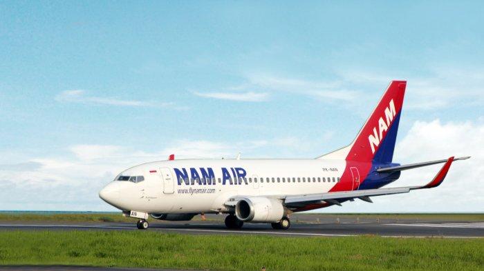 Maskapai Penerbangan NAM Air Gelar Program Diskon Tiket Pesawat Rp 70.000, Yuk Catat Tanggalnya!
