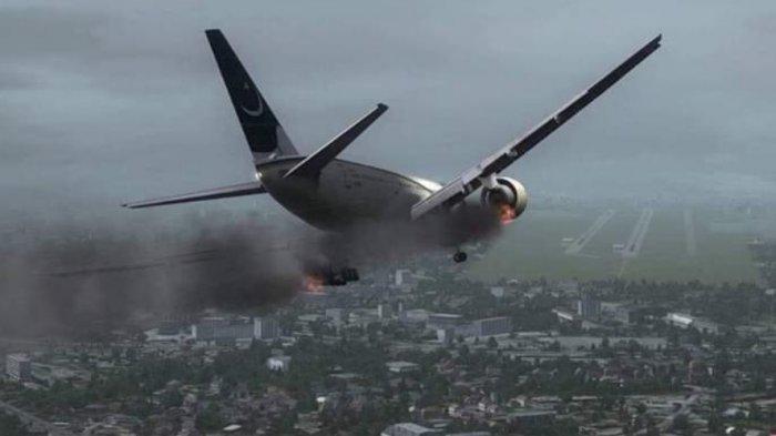 262 Pilot Aktif Pakistan Diduga Gunakan Ijazah Aspal, Sewaktu Ujian Gunakan Joki