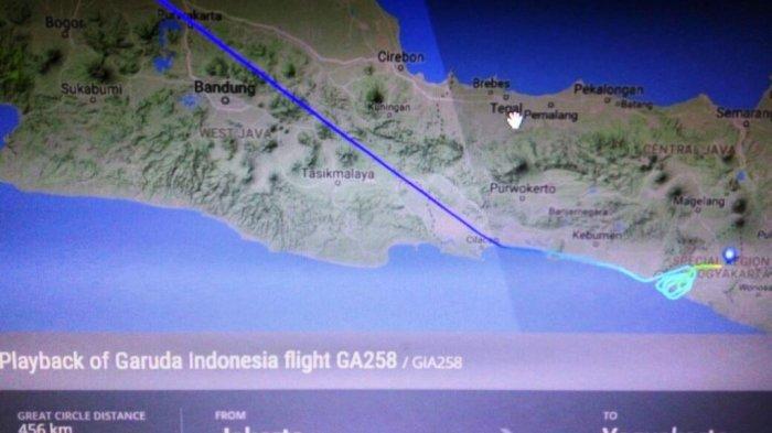 Pesawat Sempat Berputar-putar, Garuda Tergelincir Saat Mendarat, Ini Kondisi Penumpang