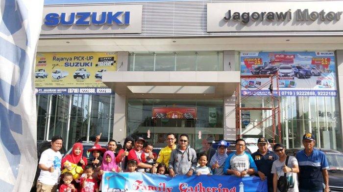 VIDEO PT Jagorawi-Karimun Klub Babel Gelar Family Gathering