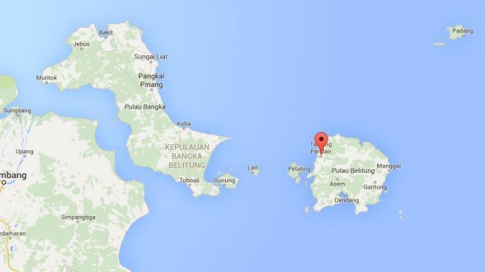 Waspada Gelombang Tinggi di Perairan Utara Bangka Belitung