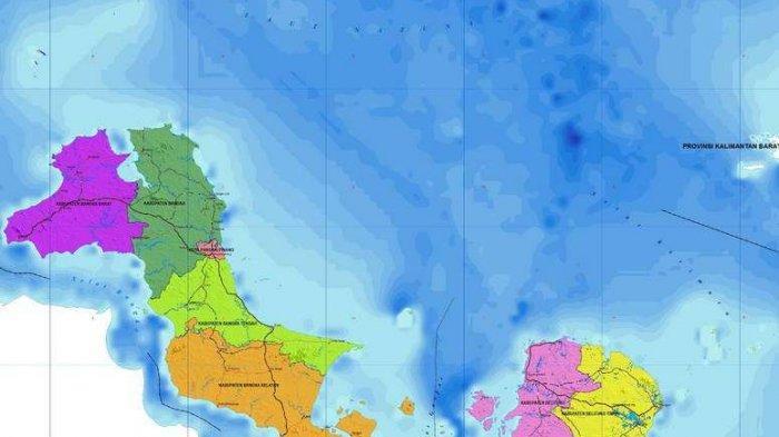 Belitung dan Belitung Timur Zona Bebas Tambang, Draf Perda RZWP3K Ditandatangani, Ini Penjelasannya