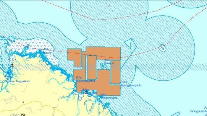 Kawasan Wisata Belitung Masuk Peta Zonasi Pertambangan Laut, Bupati Bilang Begini - peta_20171108_141853.jpg