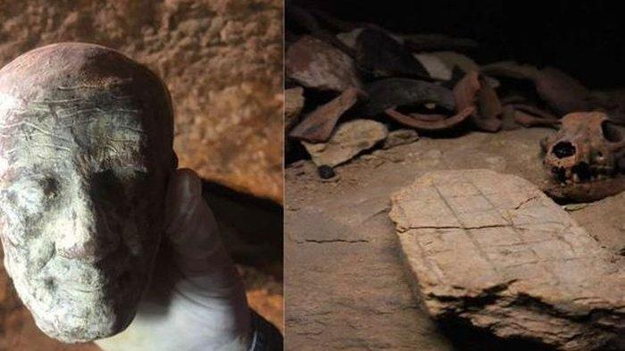 Dikenal Simpan Banyak Kutukan, Peti Mati Mesir Kuno ini Dibuka dan Disiarkan Langsung