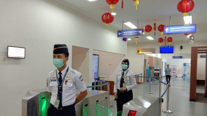 Pelabuhan Jadi Pengawasan KKP Kelas III Pangkalpinang,Kesehatan ABK Kapal dari Luar Negeri Diperiksa
