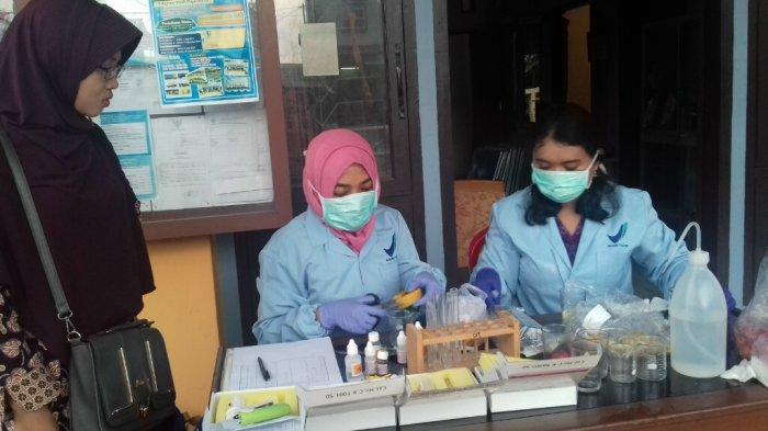 Uji BPOM, Jajanan Berbuka Puasa di Belitung Bebas Pengawet