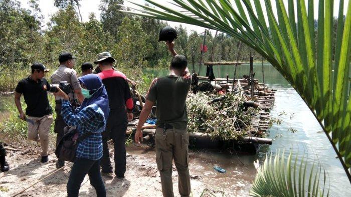 Penertiban TI Bareskrim Masuk Hutan Lindung, KPHL Tidak Bisa Memastikan Karena Tidak Ikut ke Lokasi