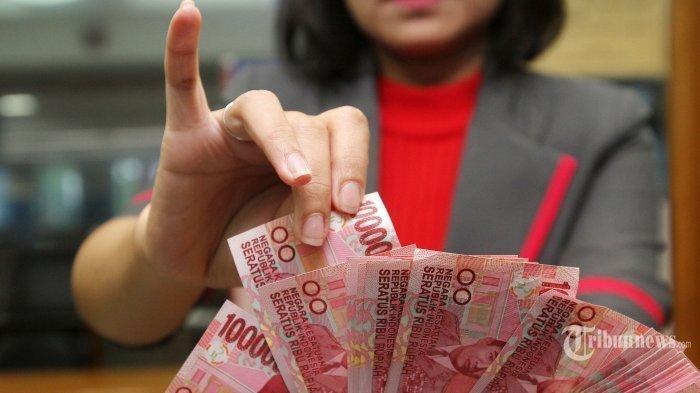 Penukaran Uang Jelang Lebaran, Bank Sumsel Babel Tanjungpandan Siapkan Pecahan Rp 10.000