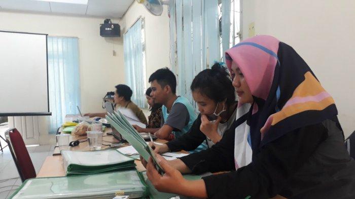 KPU Kabupaten Belitung Verifikasi 340 Berkas Bakal Calon Legislatif