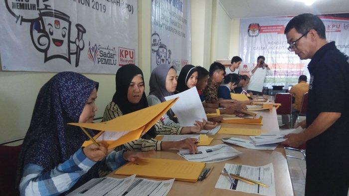 4 Parpol Daftar Pencalonan Legislatif Sepanjang Selasa Siang, Total Baru 12 Parpol