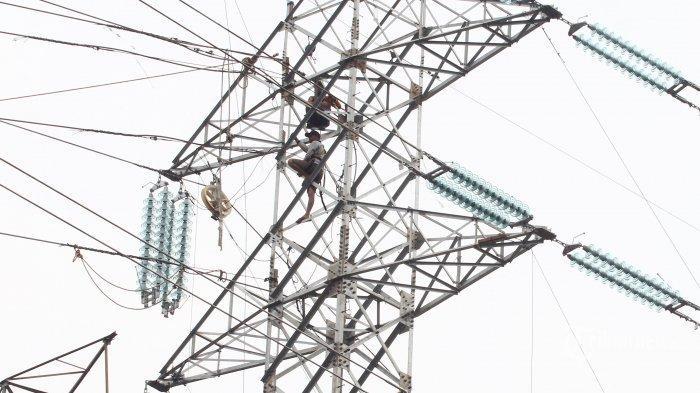 Kabel Transmisi Putus Tertabrak Kapal, Listrik di Pulau Bangka Padam