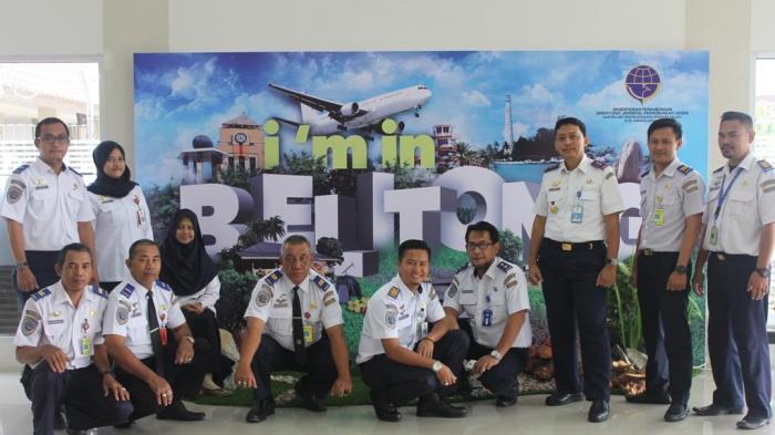 Pak Menteri Bilang Belitung Dapat Status Bandara Internasional Sebelum Tahun Baru